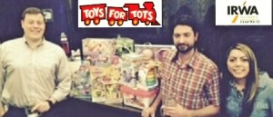 IRWA Chapter 12, Toys for Tots(2)